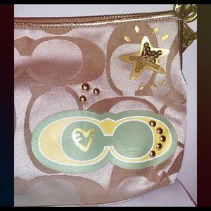 RARE Coach Poppy Demi Crossbody Bag
